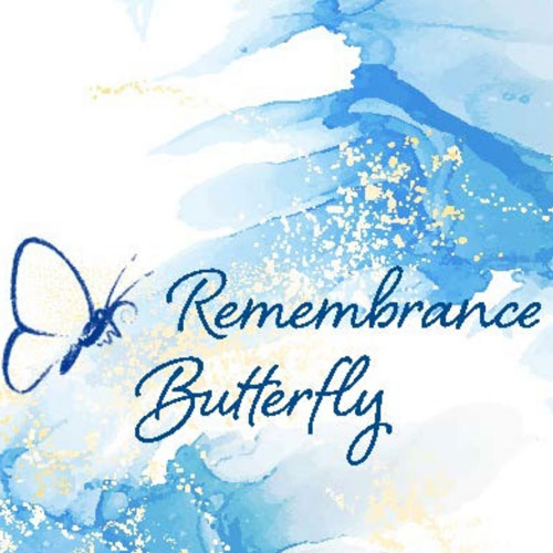 Remembrance Butterfly: Coming soon!